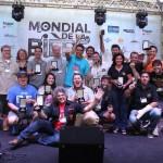 Os Campeões do Mondial de la Bière 2014