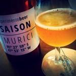 Saison Murici, da Experimento Beer, é cerveja que dá orgulho de beber